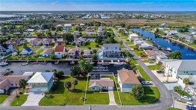 Hernando Beach Single Family Home For Sale: 4224 Carlos Court