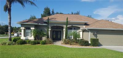 Spring Hill Single Family Home For Sale: 12937 Ledgerock Court