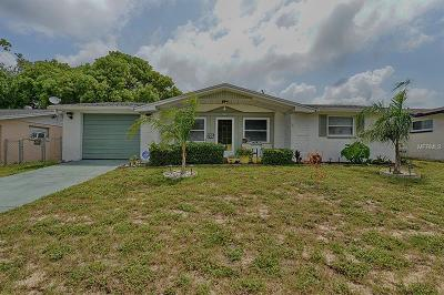 Port Richey Single Family Home For Sale: 11524 Zimmerman Road