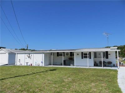 Hernando County, Hillsborough County, Pasco County, Pinellas County Mobile/Manufactured For Sale
