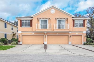 New Port Richey Townhouse For Sale: 8619 Shallow Creek Court