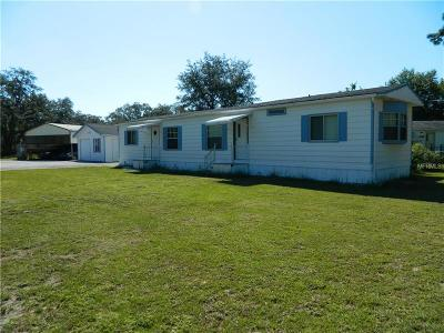 Spring Hill Mobile/Manufactured For Sale: 7358 Toucan Trail