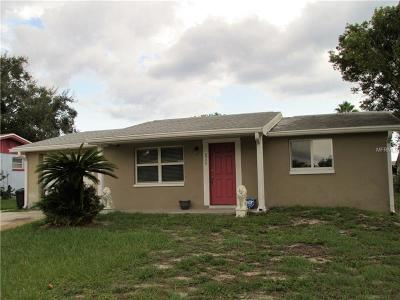 Port Richey Single Family Home For Sale: 9241 Gray Fox Lane
