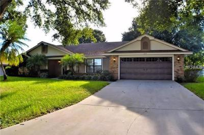 Winter Haven Single Family Home For Sale: 809 Carlton Court