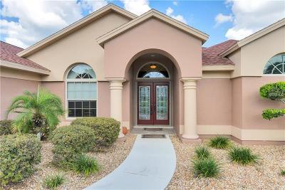 Weeki Wachee Single Family Home For Sale