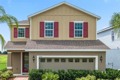 Single Family Home For Sale: 17409 Painted Leaf Way