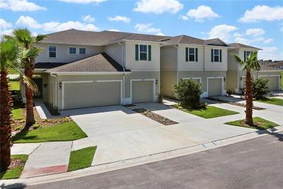Riverveiw, Riverview, Riverview/tampa Townhouse For Sale: 10917 Verawood Drive