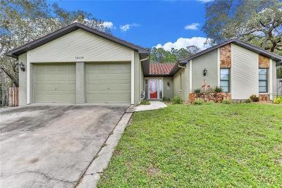 Spring Hill Single Family Home For Sale: 12119 Folger Street