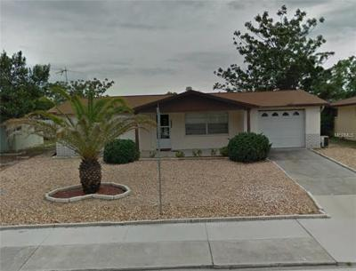 Port Richey Single Family Home For Sale: 7610 Gulf Highlands Drive