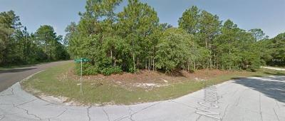 Citrus Springs Residential Lots & Land For Sale: 9290 N Marcus Way