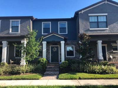 Wesley Chapel Townhouse For Sale: 28467 Tranquil Lake Circle