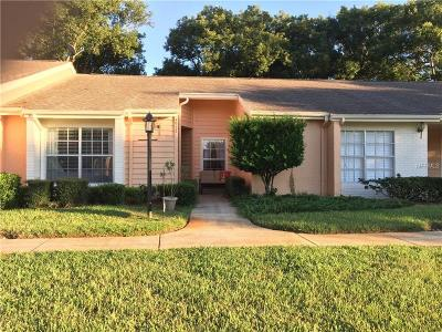 Pasco County Villa For Sale: 4922 Grist Mill Circle