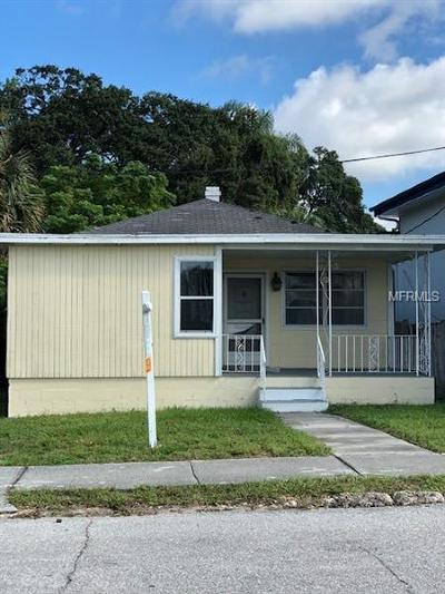 Tarpon Springs Single Family Home For Sale: 40 W Lime Street