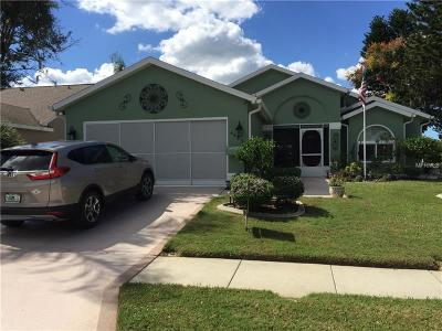 New Port Richey Single Family Home For Sale: 4433 Northampton Drive