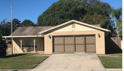 New Port Richey Single Family Home For Sale: 3637 Mendocino Street