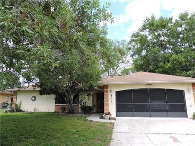 Spring Hill Single Family Home For Sale: 8437 Gibralter Street