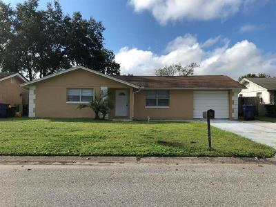 New Port Richey Single Family Home For Sale: 7304 Belvedere Terrace