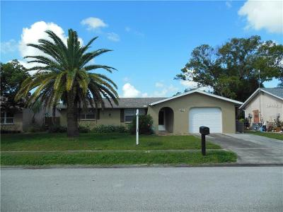 New Port Richey Single Family Home For Sale: 4251 Chipmunk Drive