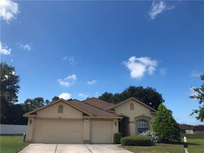 Single Family Home For Sale: 9513 Epsi Court
