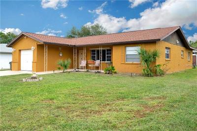 Hernando County Single Family Home For Sale: 1338 Gatewood Avenue