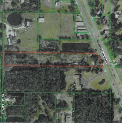 New Port Richey Residential Lots & Land For Sale: 5737 Rowan Road