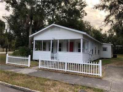 Tarpon Springs Single Family Home For Sale: 407 Lincoln Avenue