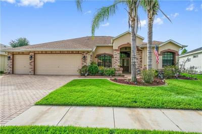 Hernando County Single Family Home For Sale: 4059 Gevalia Drive