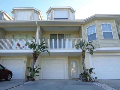 Port Richey Townhouse For Sale: 8302 Aquila Street