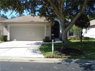 New Port Richey, New Port Richie Single Family Home For Sale: 6613 Green Acres Boulevard