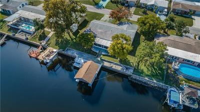 Hudson Single Family Home For Sale: 12610 Third Isle