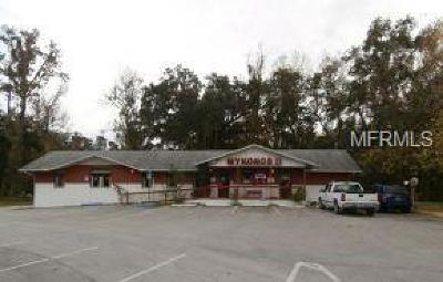 Hernando County Commercial For Sale: 1740 E Jefferson Street