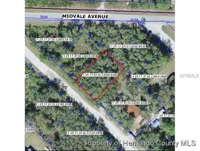 New Port Richey Residential Lots & Land For Sale: Fern Street