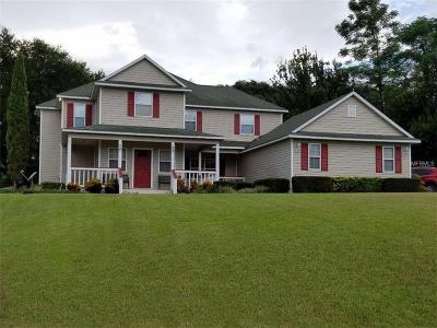 Eustis Single Family Home For Sale: 1400 Chesterfield Court