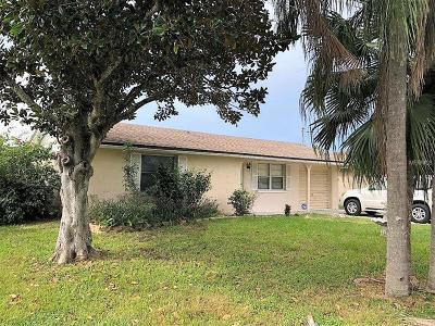 Port Richey Single Family Home For Sale: 8603 Green Street