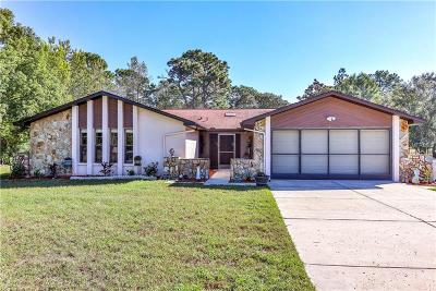 Spring Hill Single Family Home For Sale: 18542 Monteverde Drive