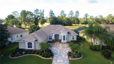 Brooksville Single Family Home For Sale