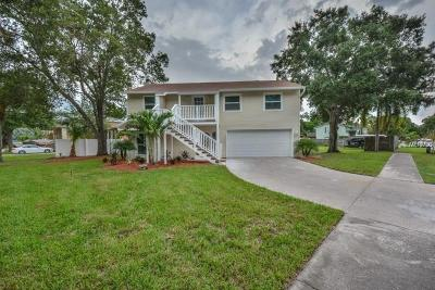 Tarpon Spring, Tarpon Springs Single Family Home For Sale: 921 Lynnlea Lane