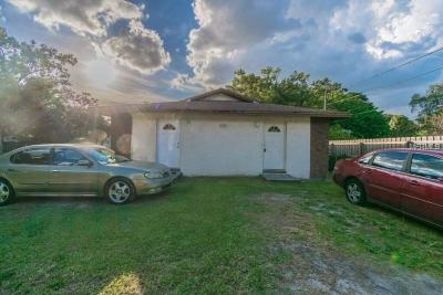 Multi Family Home For Sale: 8302 N 12th Street