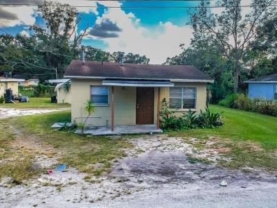Plant City Multi Family Home For Sale: 809 W Warren Street