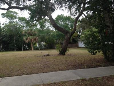 Hernando County, Hillsborough County, Pasco County, Pinellas County Residential Lots & Land For Sale: 507 Maryland Avenue