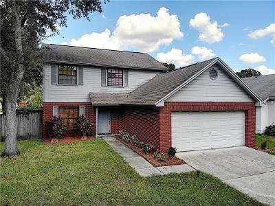 Tampa FL Single Family Home For Sale: $275,000