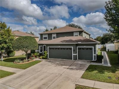 Single Family Home For Sale: 5808 Justicia Loop