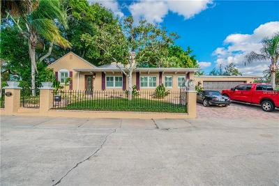 Tarpon Springs Single Family Home For Sale: 72 N Park Avenue