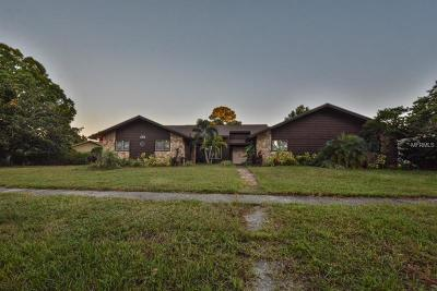 Clearwater Single Family Home For Sale: 3137 Masters Drive