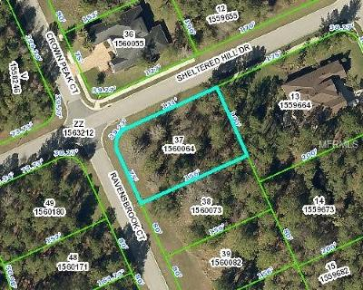 Brooksville Residential Lots & Land For Sale: 0 Ravensbrook Court