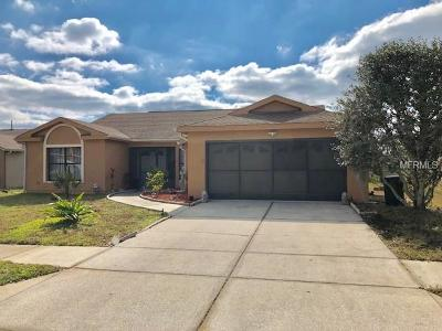 New Port Richey, New Port Richie Single Family Home For Sale: 8450 Royal Hart Drive