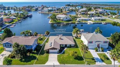 Hernando Beach FL Single Family Home For Sale: $315,000