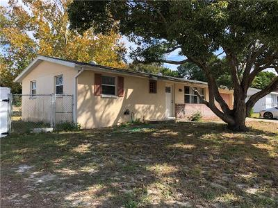 Spring Hill Single Family Home For Sale: 10043 Hayes Street