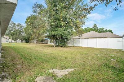 Spring Hill Single Family Home For Sale