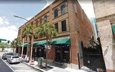 Hillsborough County Commercial For Sale: 100 E Madison Street